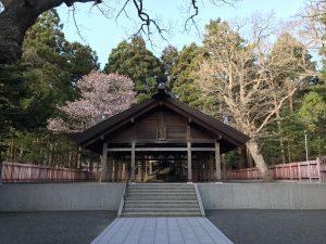 開拓神社写真