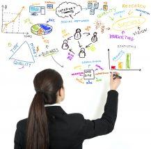 WEBマーケティングイメージ画像